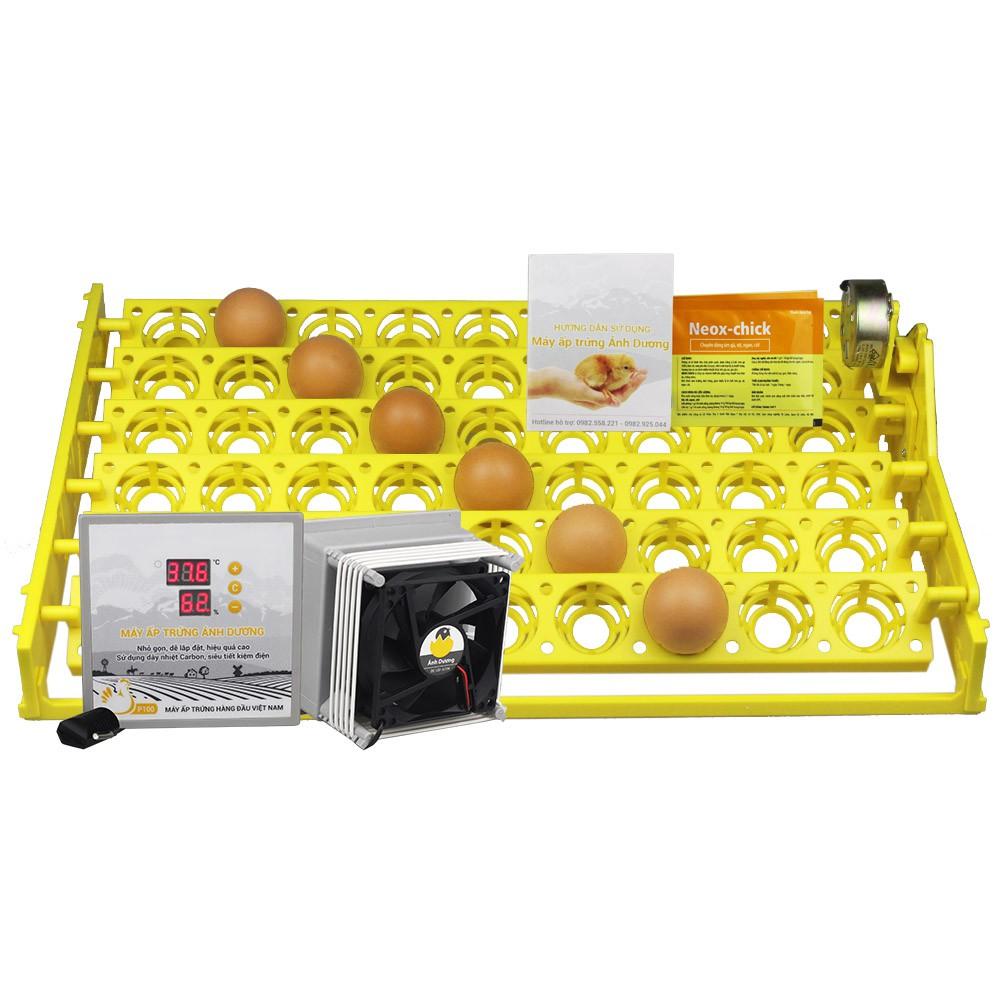 Máy Ấp Trứng Chuẩn Chính Xác >95%