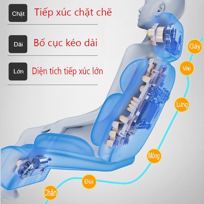 Ghế Massage Hồng Ngoại Toàn Thân Có Chân