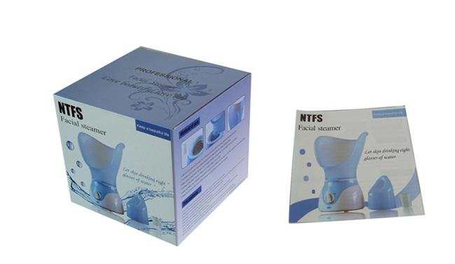 Bộ sản phẩm máy xông mặt và xông mũi bằng hơi nước Model NTFS