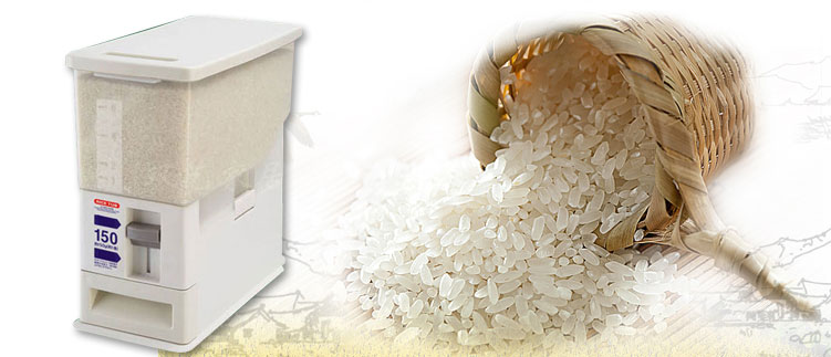 Thùng đựng gạo thông minh hàn quốc