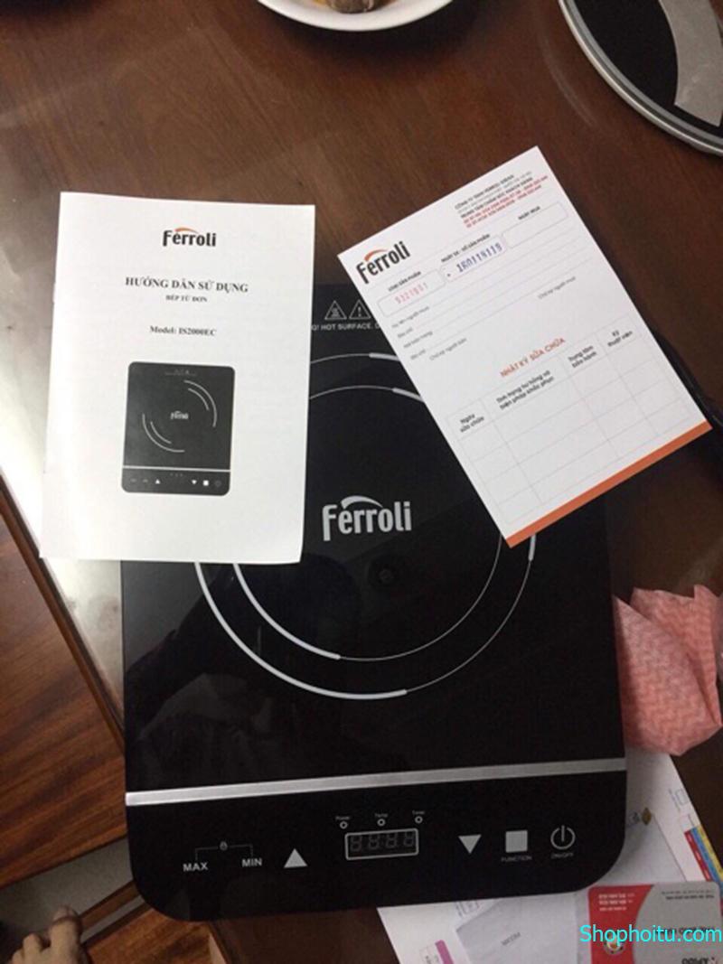 Bếp từ đơn Ferroli IS2000EC