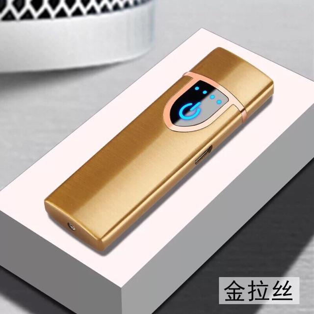 Bật Lửa Cảm Ứng Dùng Sạc Điện USB Sang Trọng
