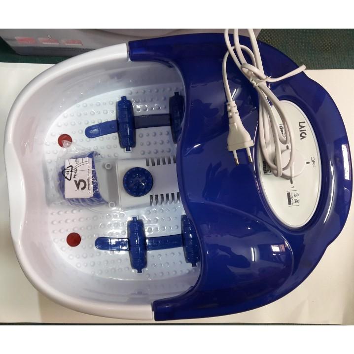 Bồn Ngâm Chân Massage Laica PC1301 Ý