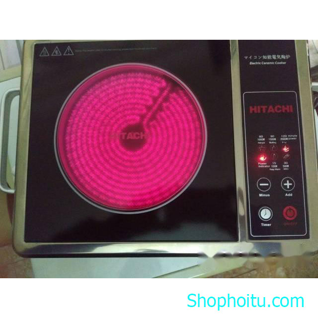 Bếp hồng ngoại Hitach Nhật cao cấp