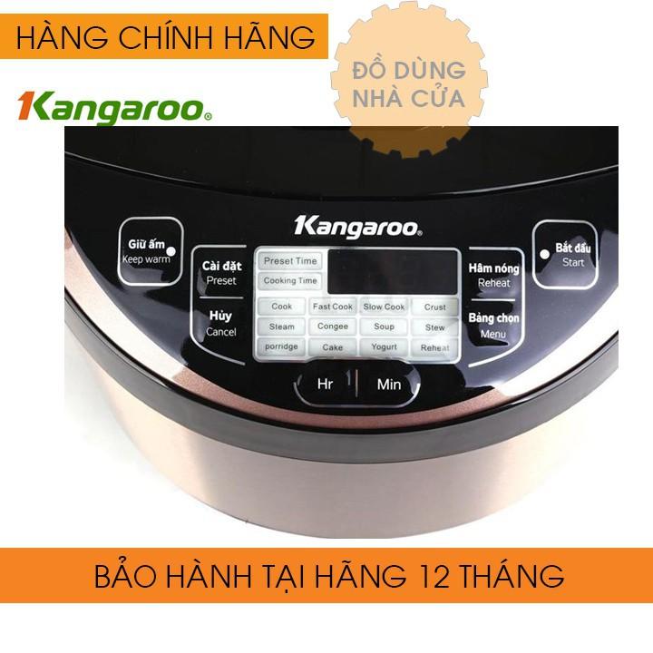 Nồi Cơm Điện Tử Kangaroo 1.8L KG566