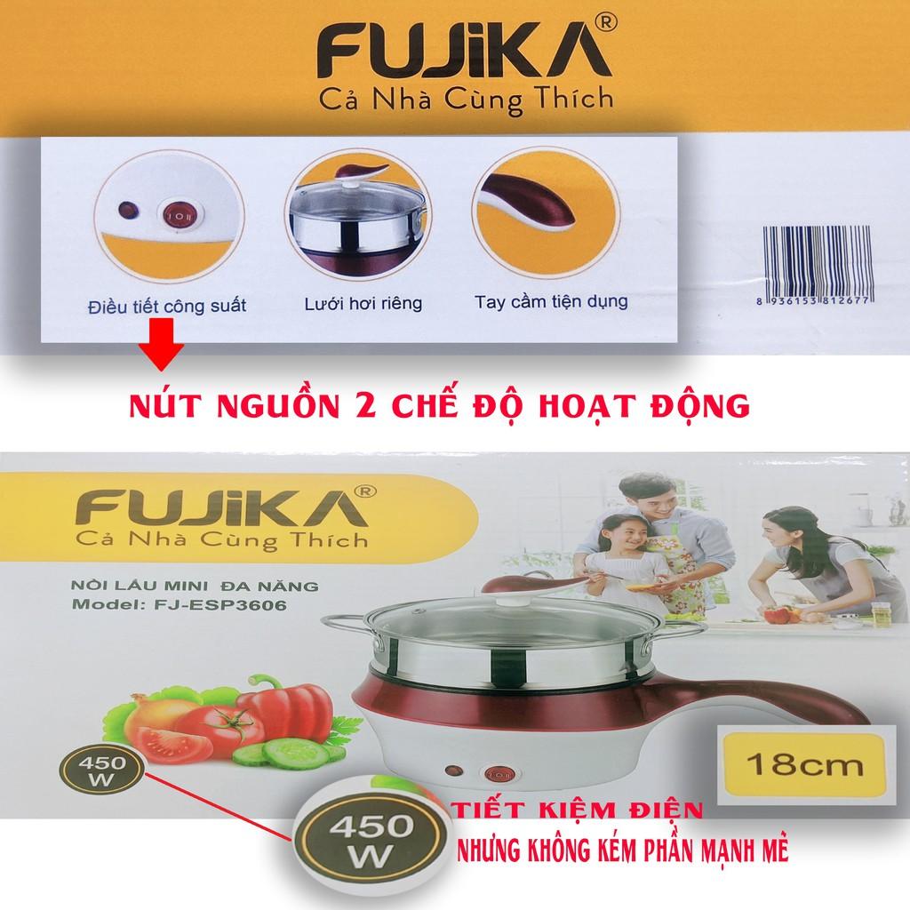 Nồi Lẩu Mini Đa Năng Fujika Size 18