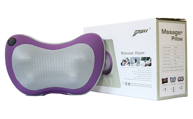 Gối massage hồng ngoại Magic Energy pillow