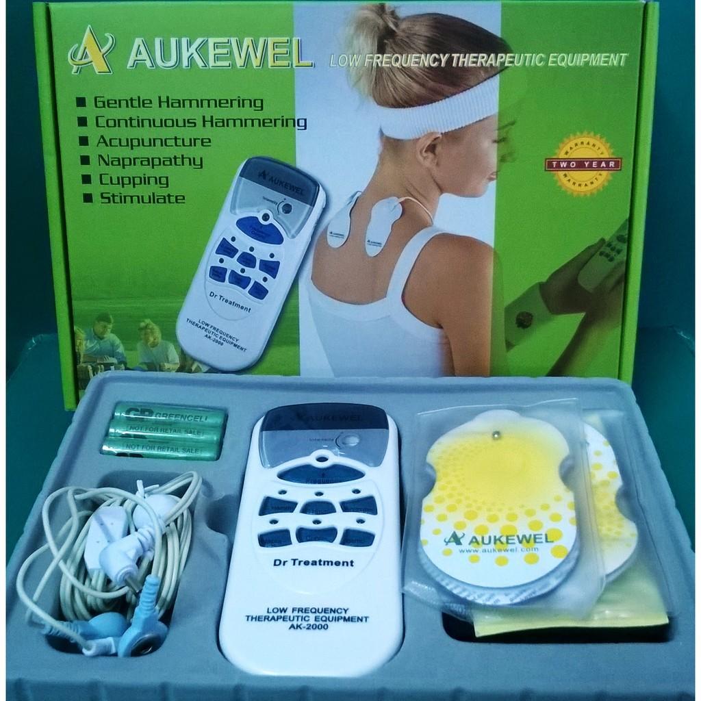 Máy Massage xung điện trị liệu  Đức Aukewel AK-2000 Cao Cấp