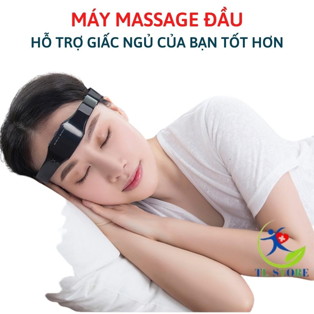Máy Massage Đầu Thông Minh Giúp Thư Giãn Cao Cấp