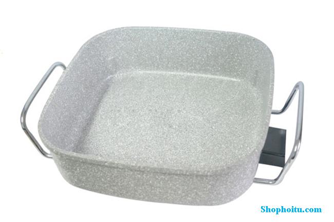 Chảo lẩu điện samsung HS-SS02 chảo đá