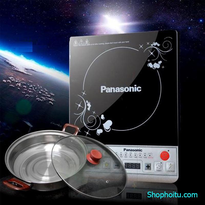 Bếp Từ Panasonic Tặng Nồi Inox