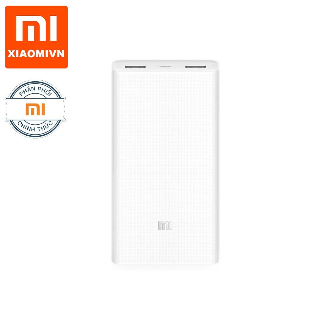 Pin-sạc-dự-phòng-Xiaomi-Gen-2C-20000mAh