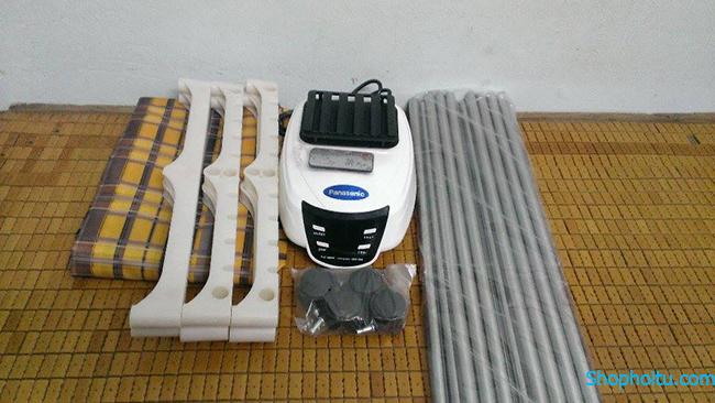 Máy sấy quần áo Panasonic HD-882F khung inox chắc khỏe