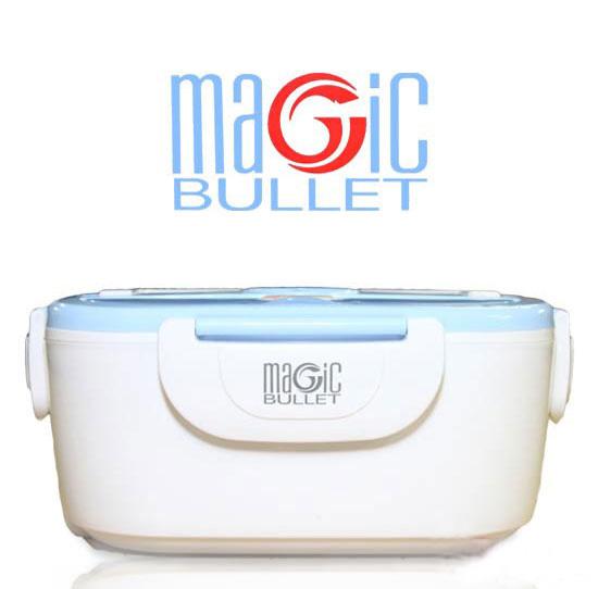 Hộp cơm hâm nóng magic bullet