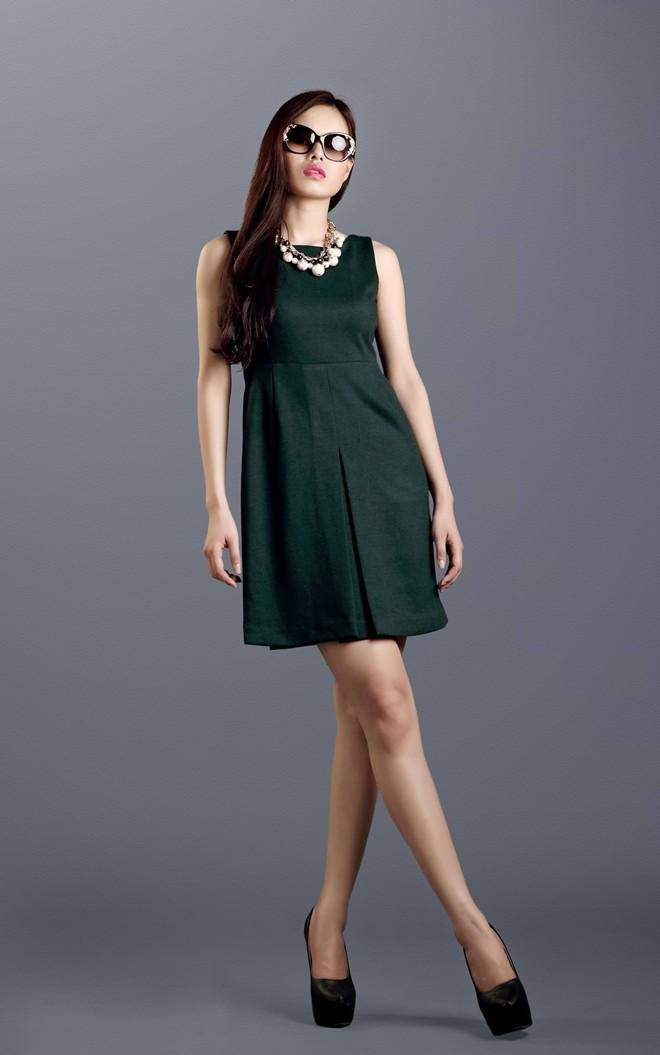 Xu hướng thời trang công sở thu đông 2014