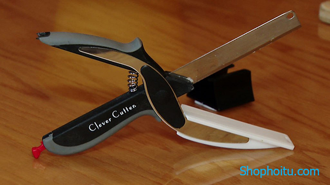 Kéo Thông Minh 2 Trong 1 Clever Cutter