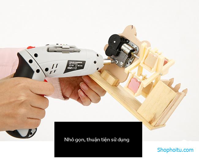 Khoan mini cầm tay đa năng
