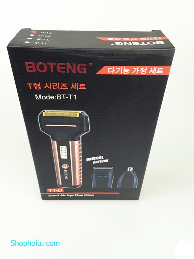 Máy cạo râu đa năng Boteng Bt T1