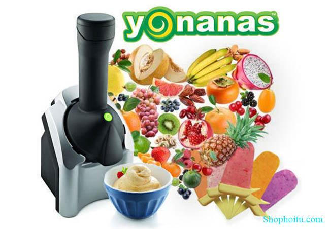 Máy làm kem Yonanas cao cấp