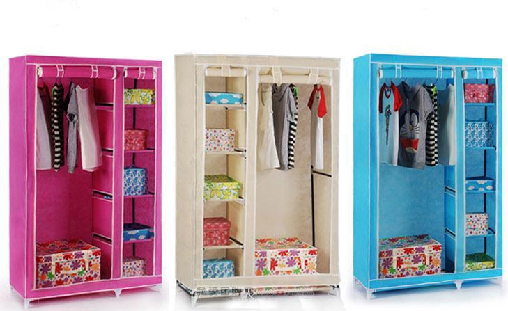 Tủ vải đựng quần áo đa năng cao cấp tại hà nội