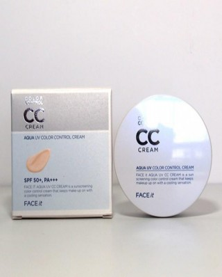 Kem CC Cream Aqua Uv Color Control Cream