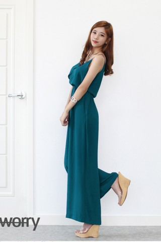 Váy liền eo dài sang trọng