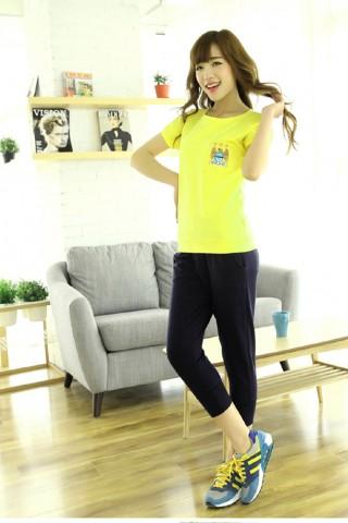 Bộ đồ thể thao Hàn Quốc