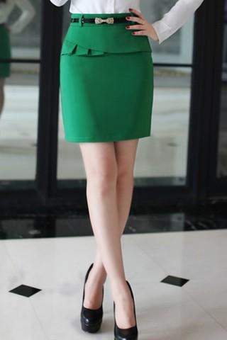 Chân váy bút chì công sở
