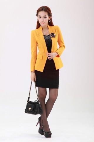 Áo vest nữ thời trang hai lớp Cao Cấp