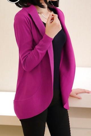 Áo khoác mỏng cho nữ cách điệu