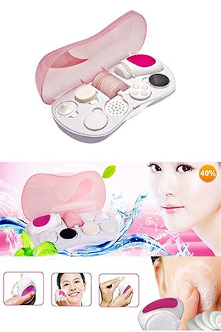 Máy mắt xa rửa mặt 7 in 1 - Facial Cleanser