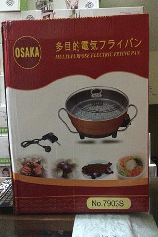 Chảo lẩu điện đa năng OSAKA cao cấp