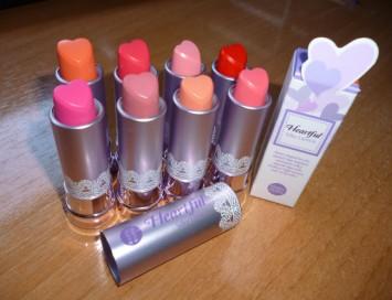 Son môi Holika Holika Heartful Silky Lipstick