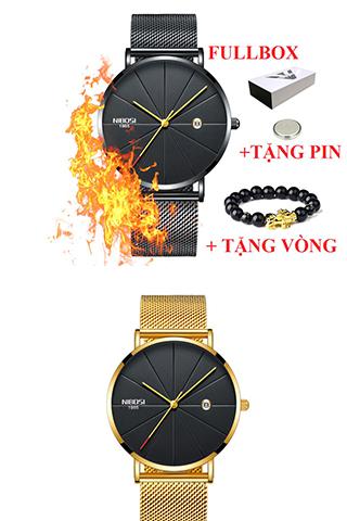 Đồng hồ doanh nhân NIBOSI 1985 Vito V7
