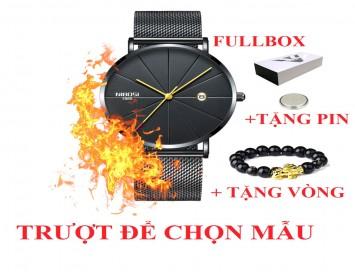 Đồng hồ doanh nhân NIBOSI 1985 Vito V7 Cao Cấp