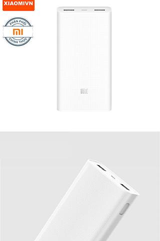 Pin Sạc Dự Phòng Xiaomi Gen 2C 20000mAh