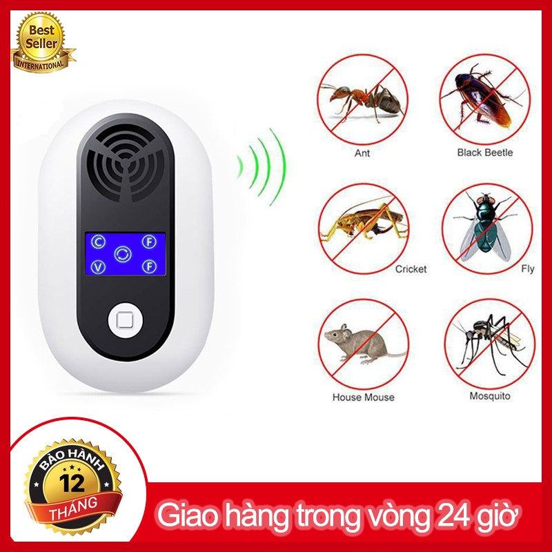 Đèn Bắt Muỗi Và Diệt Côn Trùng Thông Minh Phòng ngừa côn trùng