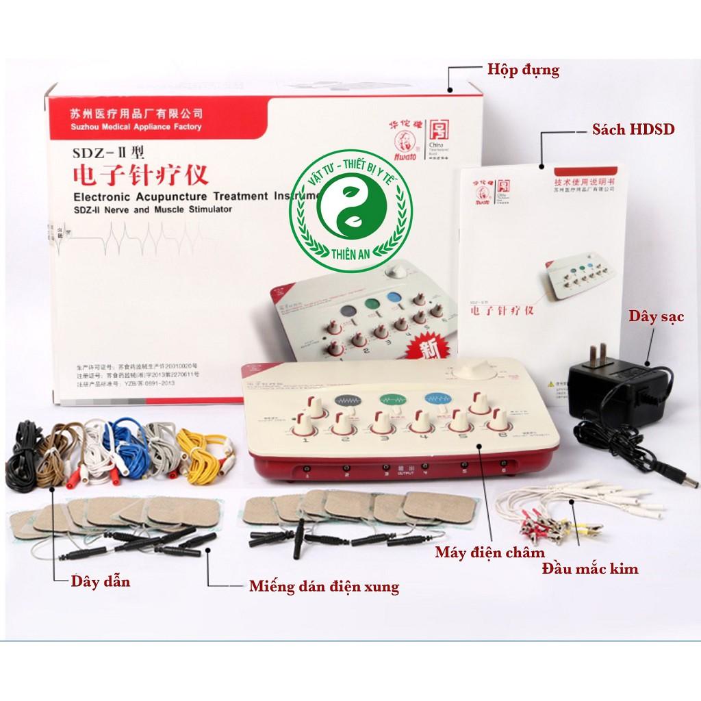 Máy điện châm- điện xung Hoa Đà SDZ II Chuyên Dụng