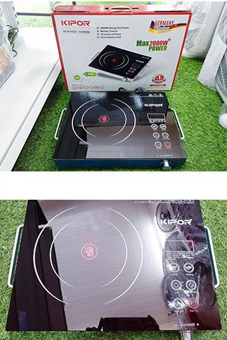 Bếp hồng ngoại cảm ứng Kipor - KP-IF2836 Hàn Quốc Cao Cấp