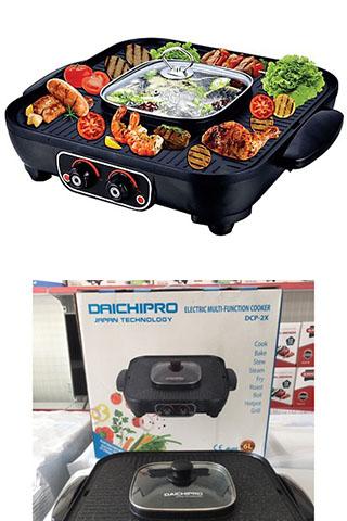Bếp lẩu nướng điện Daichipro Cao Cấp