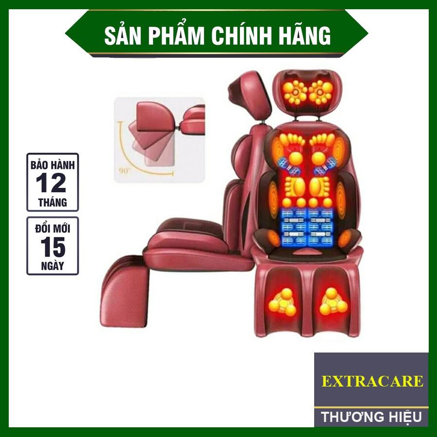Ghế Massage Hồng Ngoại Toàn Thân Có Chân Hot