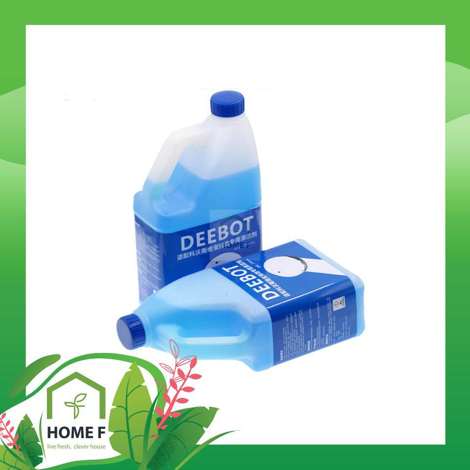 Nước lau sàn chuyên dụng dành riêng cho Robot hút bụi lau nhà
