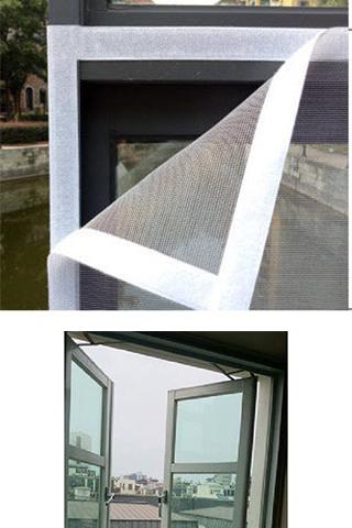 Cửa lưới chống muỗi băng móc sợi thủy tinh Cao Cấp