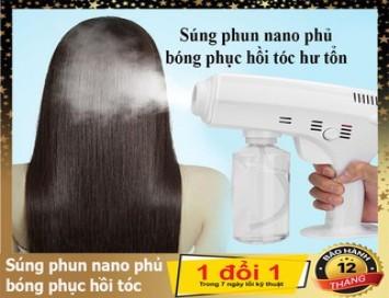 Máy hấp tóc phủ bóng nano cầm tay Cao Cấp