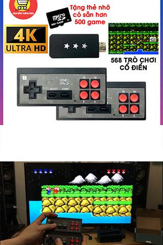 Máy Chơi Game Trò Chơi Điện Tử Cổ Điển Y2 4K HDMI Cổ Điển