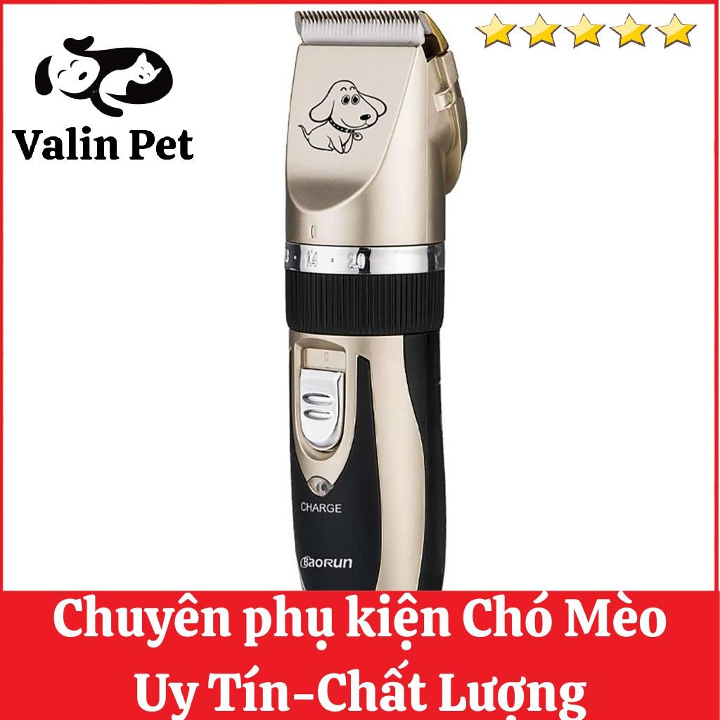 Tông đơ chuyên cắt tỉa lông cho chó mèo chaoer Cao Cấp