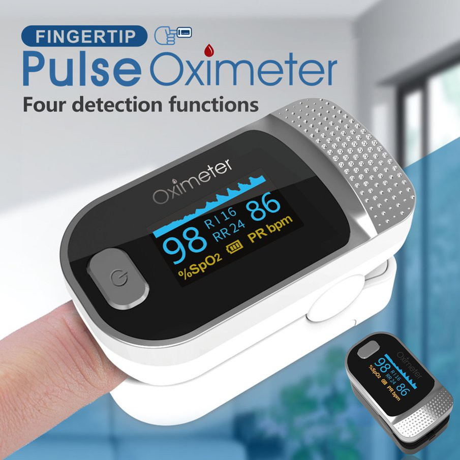 Máy đo nồng độ OXY và nhịp tim trong máu OXIMETER Cao Cấp